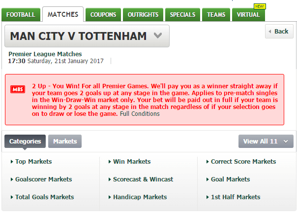 Paddy power best offers