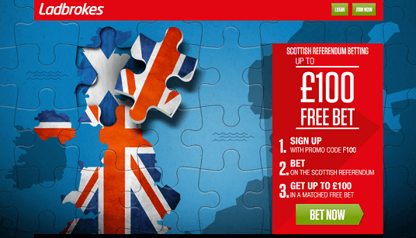 Indyref betting tips what sports bets to make today